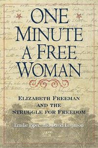 one minute a free woman book cover